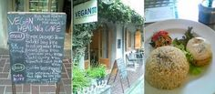 Vegan in Tokyo * Vegan Healing Cafe in Shibuya is one of Tokyo's few vegan restaurants.