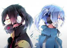Takane ''Ene'' Enomoto from Kagerou Project #Takane #Ene #KagePro #Anime #Manga
