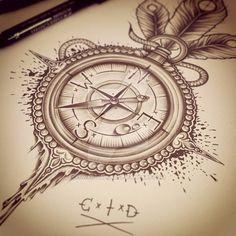 C x I x D Compass by EdwardMiller