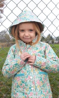 5and10 designs raincoats (and a giveaway!)