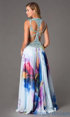 View Dress Detail: DJ-1222