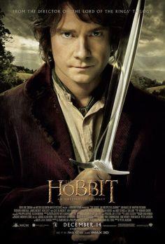 The Hobbit (Part 1) advance movie poster