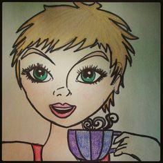 Cartoon me