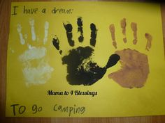 Really great craft for MLK day with links to more projects to be done at home with kids.
