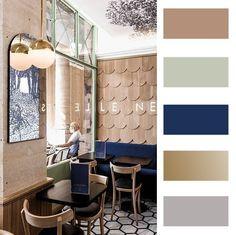 Trendy home logo design house colour palettes 42 ideas House Color Palettes, Paint Color Palettes, Paint Color Schemes, Room Colors, House Colors, Colours, Design Apartment, Color Harmony, Interior Paint Colors