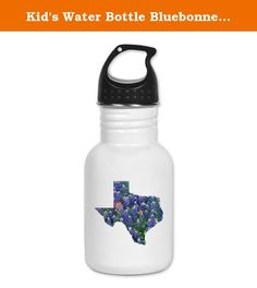 Kid's Water Bottle Bluebonnets Texas Shaped. Product Number: 0001-1514704502 Perfect for school lunches or soccer games, our kid's stainless steel water bottle quenches children's thirst for individuality. Personalized for what kids love, it's both eco-friendly and compact. Made of 18/8, food-grade stainless steel. * No lining & no BPA or other toxins * Wide mouth for easy drinking * Durable, BPA-free & phalate-free screw-on top * Holds 0.35L (nearly 12 ounces) * Thin profile to fit most…