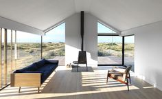 Guy Hollaway Architects : Pobble House - ArchiDesignClub by MUUUZ - Architecture & Design http://www.archidesignclub.com/magazine/rubriques/architecture/46523-guy-hollaway-architects-pobble-house.html