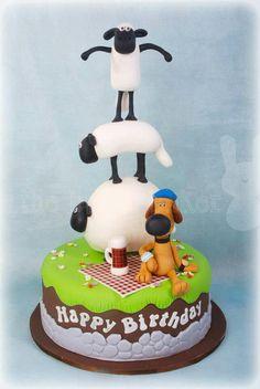 I love Shaun the sheep ♡♡♡