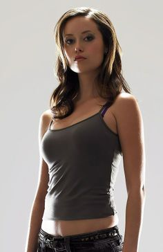 Summer Glau as Cameron Phillips in TERMINATOR: THE SARAH CONNOR CHRONICLES (2008 to 2009).