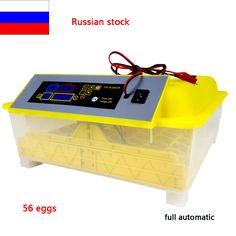 >> Click to Buy << 1Pcs 56-Egg Mini Incubator 12V+220V Poultry Quail Duck Egg Chicken #Affiliate