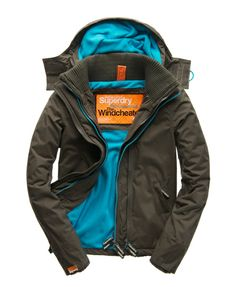 Superdry Arctic Windcheater - Women's Jackets & Coats Bought yesterday at London Designer Outlet in Wembley Park for little more than 40 quids... Very nice and very good bargain! :-)