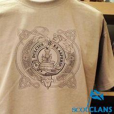 Clan Crest Celtic Li