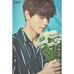 Jacob ‹제이콥› VAV 2nd Digital Single Album [Flower] Concept Teaser #6