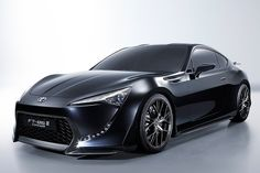 Remember the Toyota FT-86 II Concept?