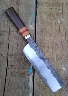 New to this forum and a Japanese style kitchenknife - Handmade & Custom Knives - Edge Matters Discussion Forum