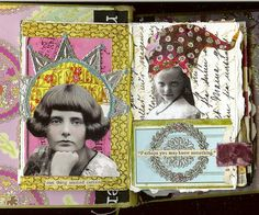 imag4 by Citrus Faire, via Flickr paperwhimsy pretty faces