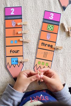 Back to School Preschool and Kindergarten Learning Materials Pre Reading Activities, Fall Preschool Activities, Kindergarten Learning, Counting Activities, Back To School Activities, Preschool Math, Emotional Child, School Sets, Kids Class