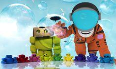 TEDDYBOTS - Teddybots