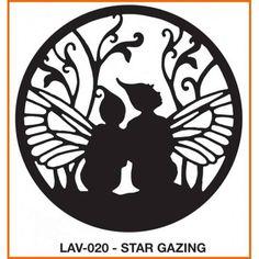 Star Gazing on www.addictedtorubberstamps.com