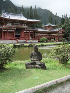 Byodo-In Temple – Hawaii USA - Amazing Temples around the World - A&D Blog