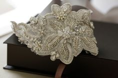 Swarovski bridal dress belts and sashes  S51 by EnrichbyMillie, $280.00