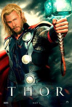 Usciva oggi il film di Thor!