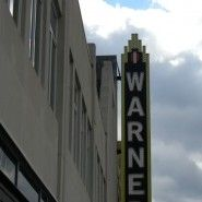 The Warner Theatre in Torrington, CT