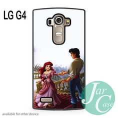 Ariel the Little Mermaid & Prince II Phone case for LG G4 and other cases