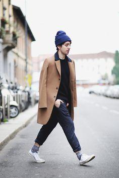 Milan || Streetstyle Inspiration for Men! #WORMLAND Men's Fashion