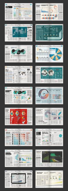 A series of infographics dashboards produced for Raconteur, a weekly special interest report supplement featured in The Times and The Sunday Times newspaper.  Each dashboard is used as a centre spread within the newspaper to summarise the report.  A simplified approach to complex data sets make the content engaging and easy to digest.  Illustrated, designed and visualised by London design agency The Surgery, these reports provides companies and organisations with an effective, informative…