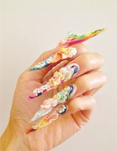 Just Look at That! A Picture's Worth 1,000 Words When It Comes to Nails