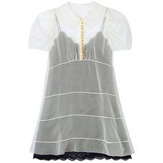 ドレス ❤ liked on Polyvore featuring dresses