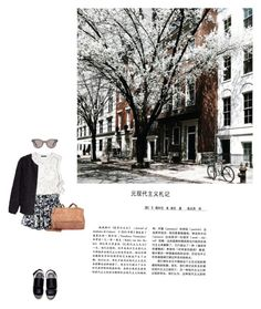 """Untitled #1817"" by yenybarriot ❤ liked on Polyvore"