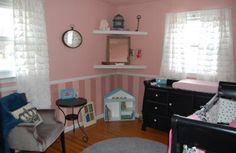 Alice in Wonderland Baby Nursery