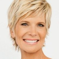 short haircut over 50