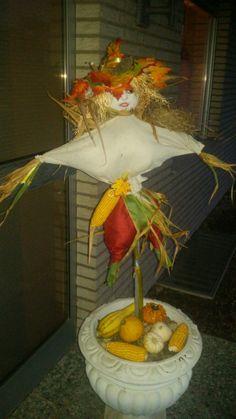 Herbstzeit deko