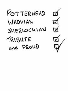 """All of the above...although I feel like there should be a better name than """"Sherlockian"""""""