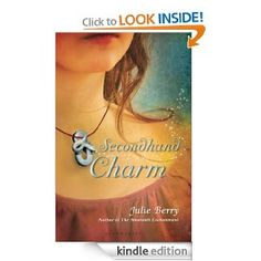 On sale today for $1.99: Secondhand Charm by Julie Berry, 350 pages, 4.5 stars, 29 reviews