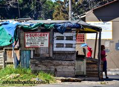 Langa Township - Cape Town, South Africa - AR2