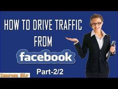How to Get Facebook Traffic to Your Website and YouTube in Hindi Urdu Part 2/2 - http://www.howtogetmorefreewebsitetraffic.com/how-to-get-facebook-traffic-to-your-website-and-youtube-in-hindi-urdu-part-22/