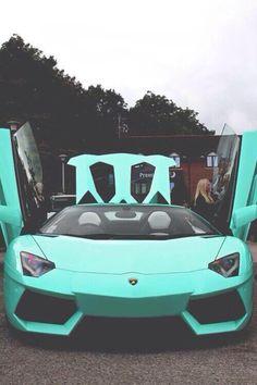 Tiffany Lamborghini