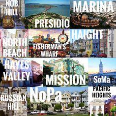SF neighborhood guide