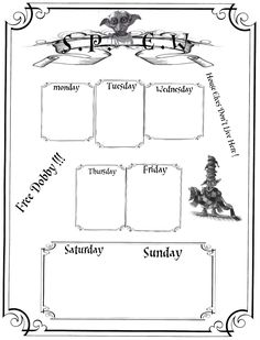 Potter Planner Printables -Free To Celebrate Harry Potter and the Cursed Child I've created some free planner printables - grab them here !To Celebrate Harry Potter and the Cursed Child I've created some free planner printables - grab them here ! Harry Potter Journal, Harry Potter Planner, Harry Potter Printables, Free Planner, Planner Pages, Printable Planner, Happy Planner, Planner Inserts, Free Printables