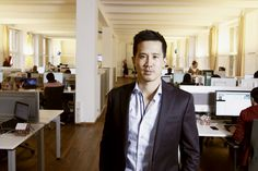 December 2014 - Gary Lin, founder and CEO at glispa, explains how to successfully start a company.