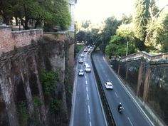 wandering in roma