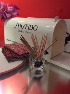 Shiseido #ShareBeauty Experience