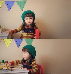 Annika :: vestiaire from Seoul, Korea. Sophie! @GoldenGuinea