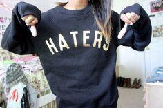 sweatshirt <3