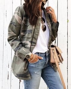 dd6b7be0 This camo jacket has the softest interior lining. Linking this exact one  and another more