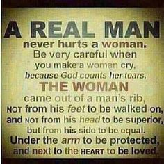 hard to find a real man quotes